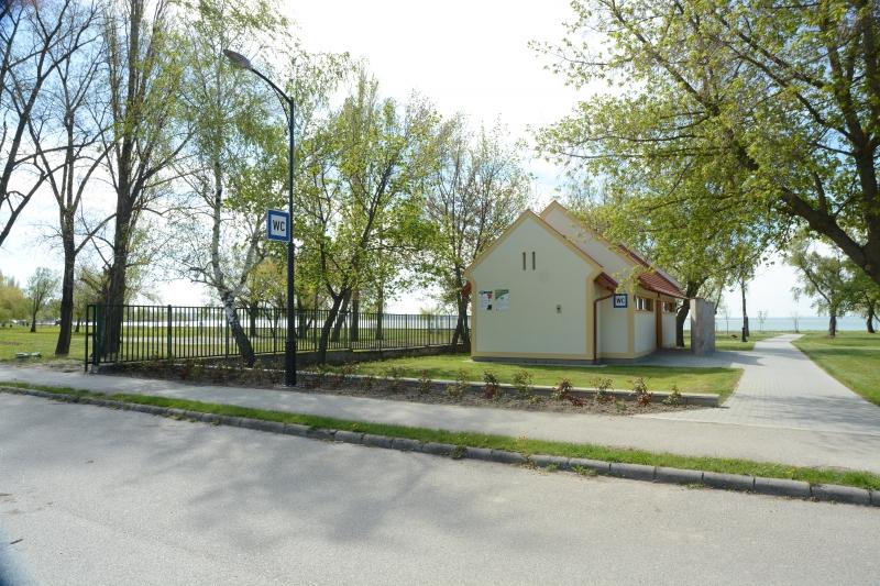 Balatonkenesei parkok