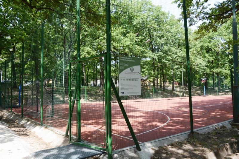 Ifjúsági sport- és szabadidős fejlesztések Balatonfűzfőn