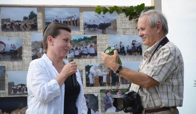 Kultúra határok nélkül - V. Senior Néptánctalálkozó Litér
