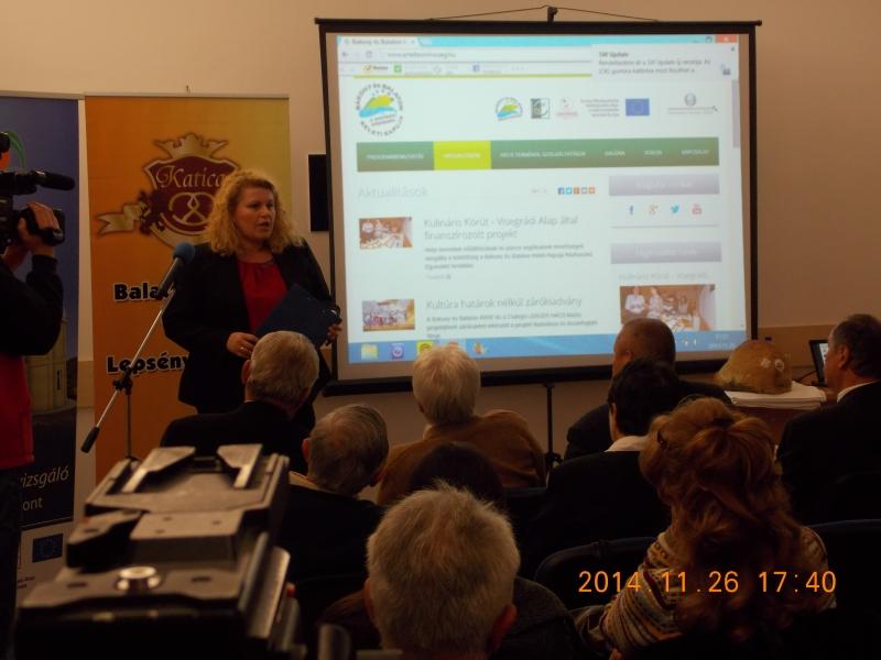 Sikeres vállalkozói fórum Balatonfűzfőn - bemutatkozott a minősítési rendszer